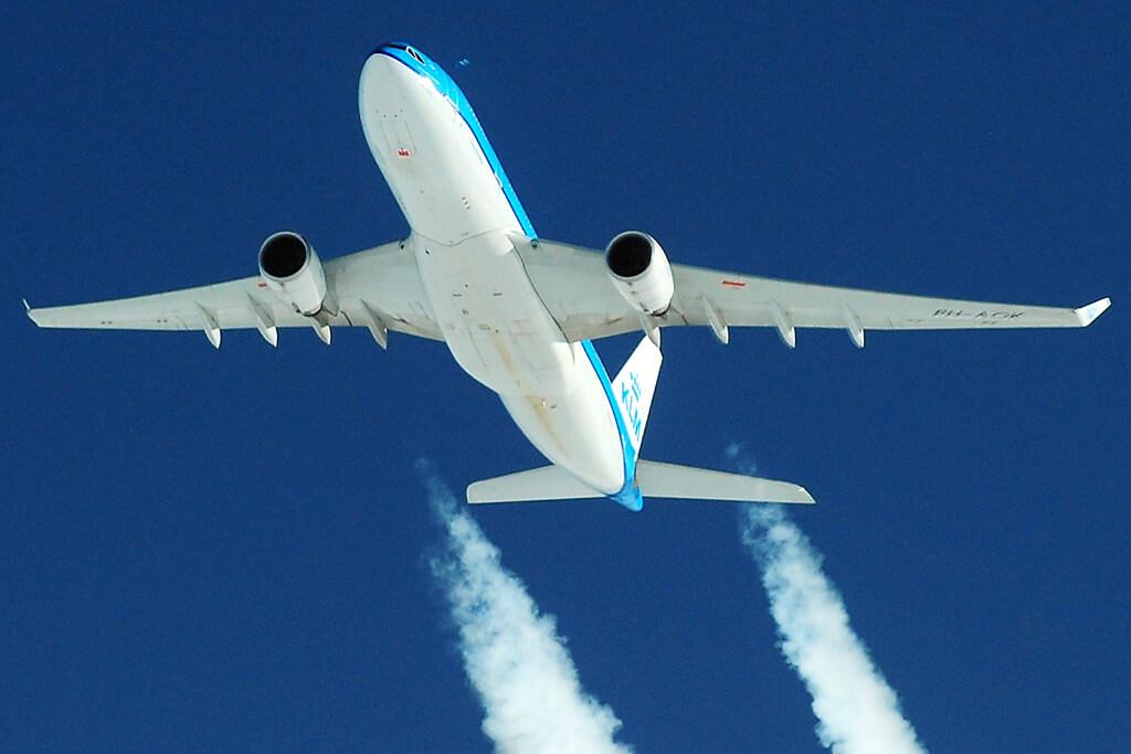 A KLM A330-200