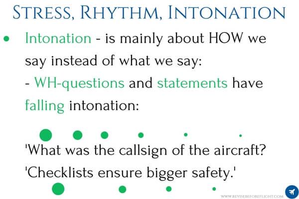Stress, rhythm, intonation 2