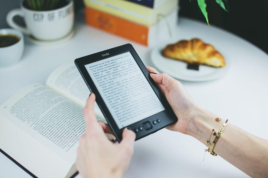 Paperback versus ebook