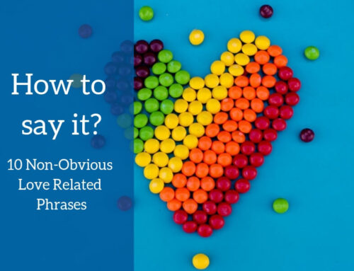 ICAO General English: 10 Non-Obvious Love Related Phrases