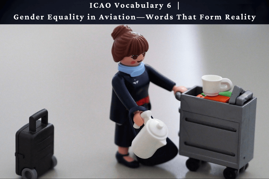 Gender equality in aviation